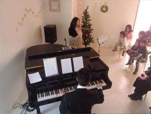 クリスマスランチコンサート