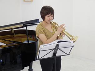 jazz piano & trumpet duoの画像