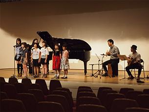 2012年春の発表会の画像
