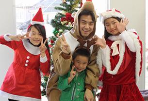 クリスマス会 2014