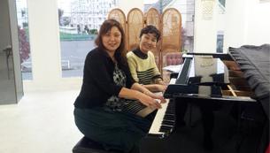大人のためのピアノ月2回コース