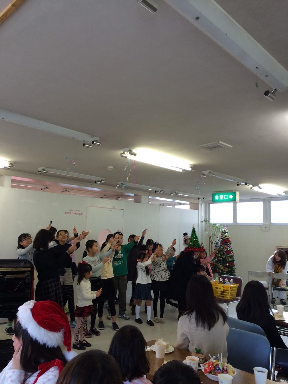 2015年クリスマス会