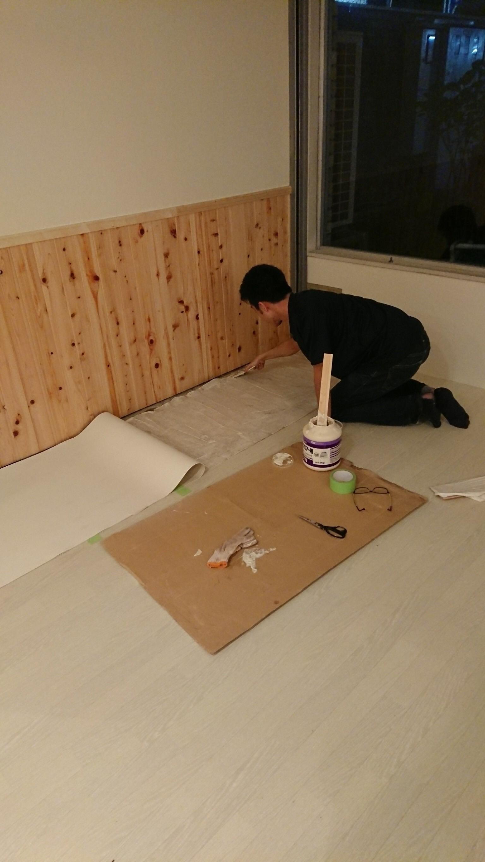 第二教室改設DIYレポート②の画像